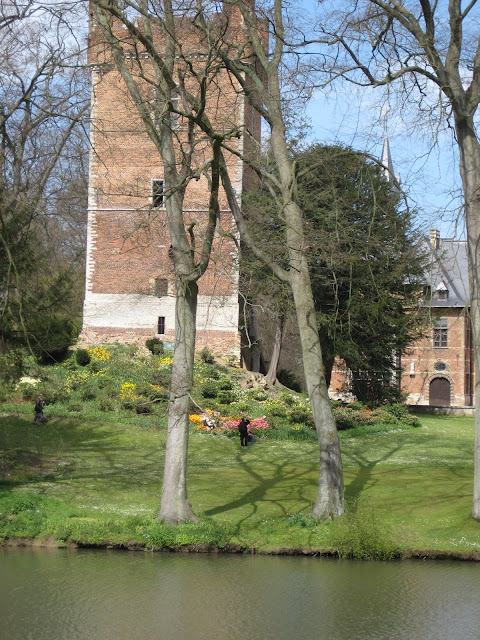 замок Гроот Бейгарден (Groot Bijgaarden) часть 2 40177