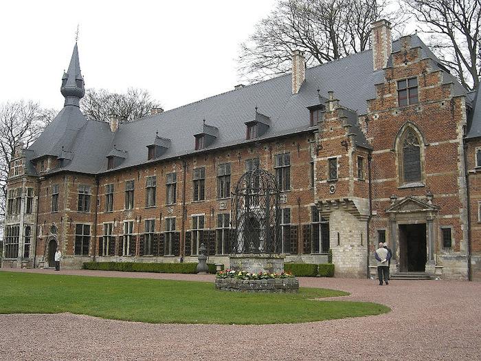 замок Гроот Бейгарден (Groot Bijgaarden) часть 2 85865