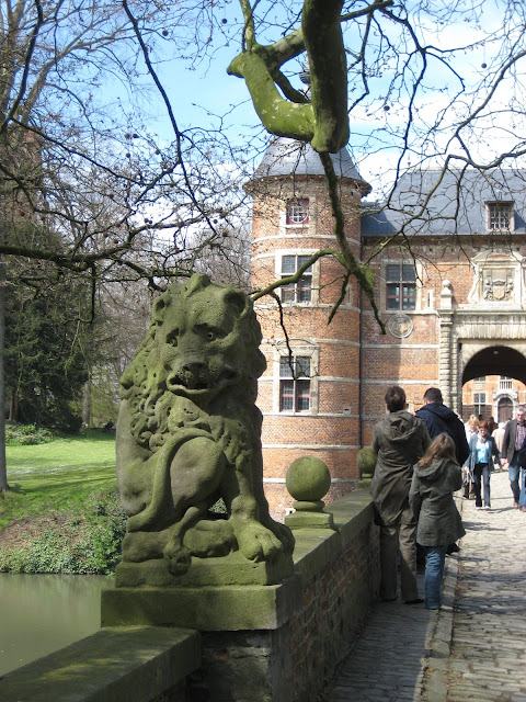 замок Гроот Бейгарден (Groot Bijgaarden) часть 2 65672