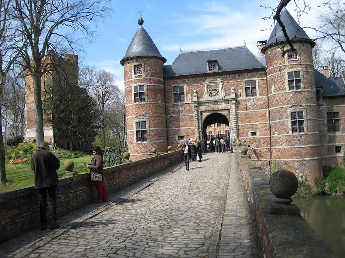 замок Гроот Бейгарден (Groot Bijgaarden) часть 2 94815