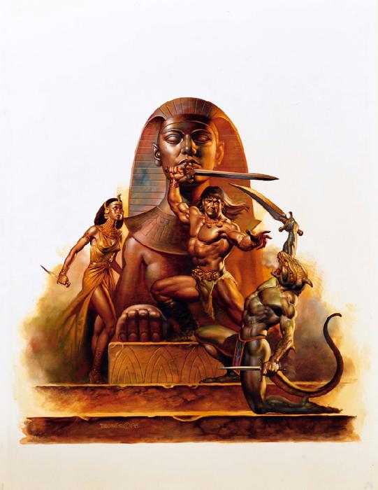 EGYPTIAN (541x700, 348Kb)