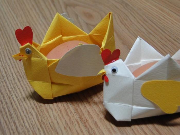 Поделки на пасху по оригами 377