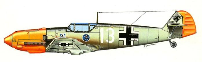 02 Bf-109E Бэра (700x214, 32Kb)