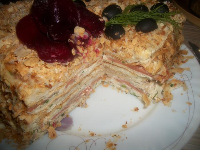 -торт с печенью трески 026 (700x525, 511Kb)