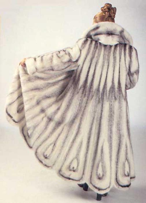 Норковая шуба египет 4