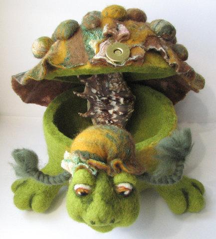 шкатулка черепаха (433x480, 85Kb)
