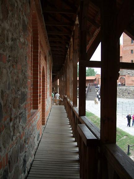 Тракайский замок недалеко от Вильнюса 38681