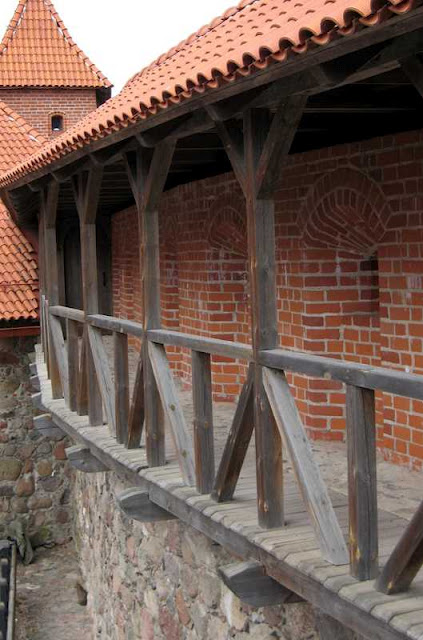 Тракайский замок недалеко от Вильнюса 53602
