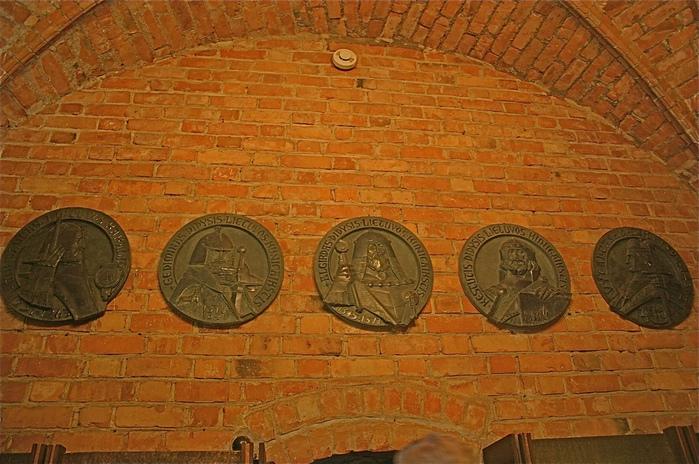 Тракайский замок недалеко от Вильнюса 22461
