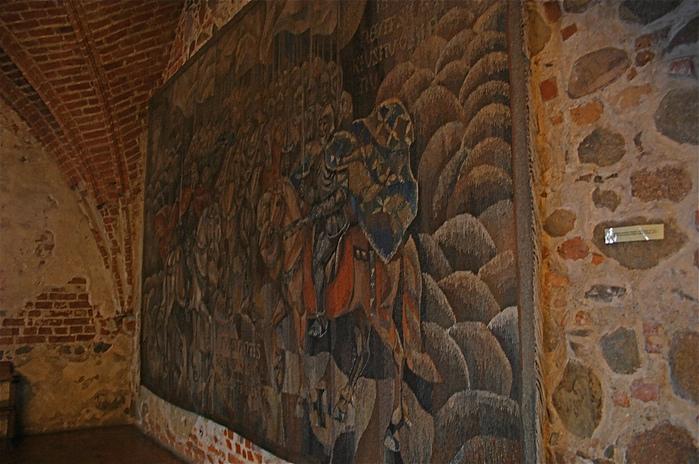 Тракайский замок недалеко от Вильнюса 10404