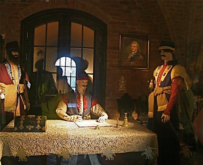 Тракайский замок недалеко от Вильнюса 29471