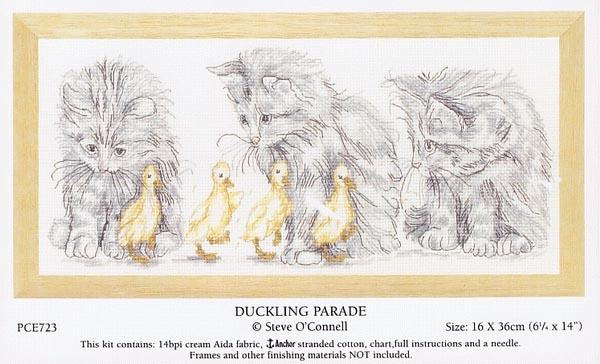 Duckling Parade (600x364, 64Kb)
