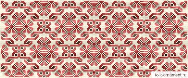 Цветная символьная схема для.  Схема вышивки крестиком.  Нитки DMC.  Страниц: 14.