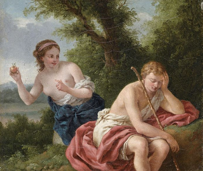 ������� ��� ��� ������� - Daphnis And Chloe (694x585, 133Kb)