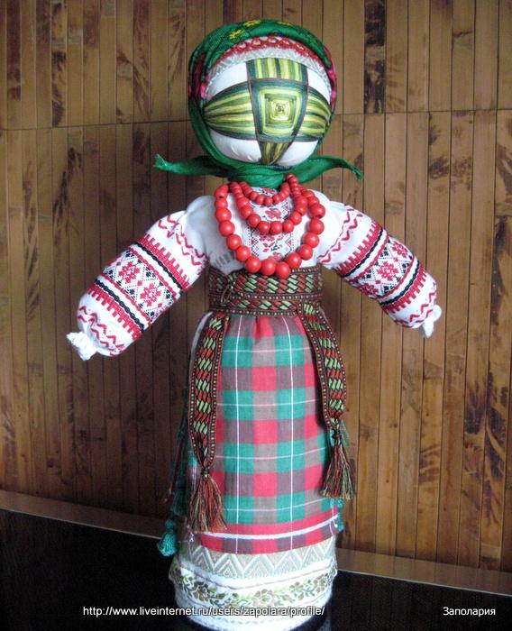Кукла мотанка как сделать куклу своими руками из ткани видео
