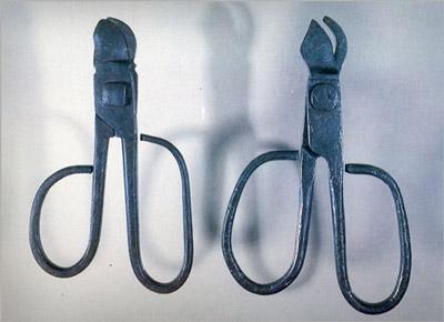 Виноградарские ножницы. Италия, 19 в. (400x290, 29Kb)