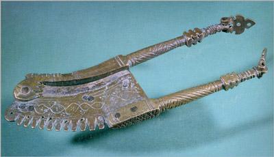 Ножницы для срезания плодов. Индия, 18 в. (400x230, 29Kb)