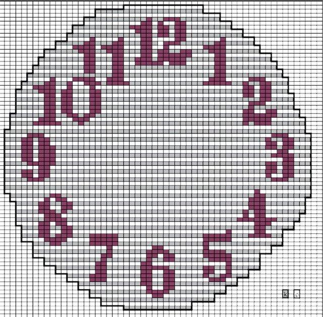 Вязаные Часы. Обсуждение на