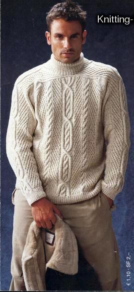 муж.свитер (270x585, 32Kb)
