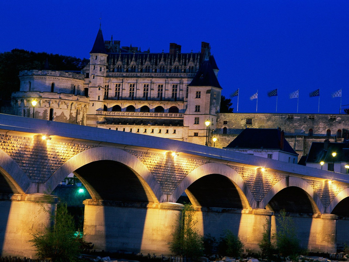 Chateau d' Amboise, France (700x525, 467Kb)