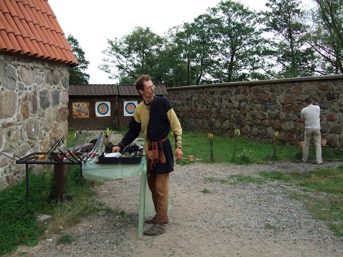 Тракайский замок недалеко от Вильнюса 84888