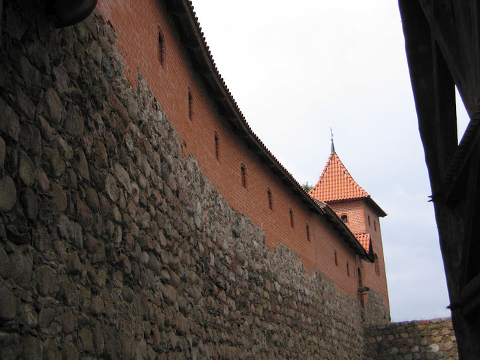 Тракайский замок недалеко от Вильнюса 30899