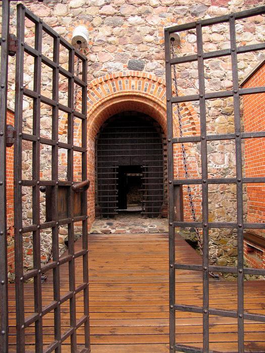 Тракайский замок недалеко от Вильнюса 54156