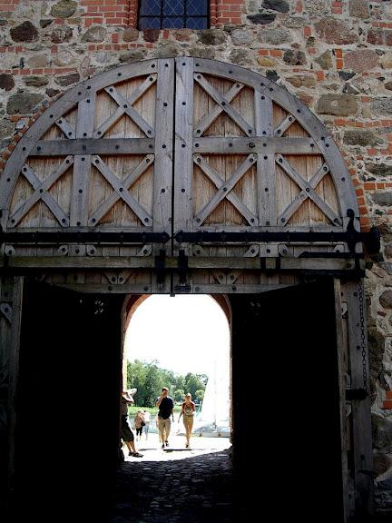 Тракайский замок недалеко от Вильнюса 86096