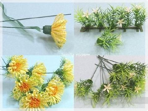 Креповая бумага цветы своими руками