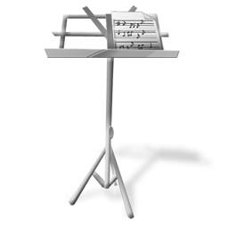 music-stand-icon (256x256, 26Kb)