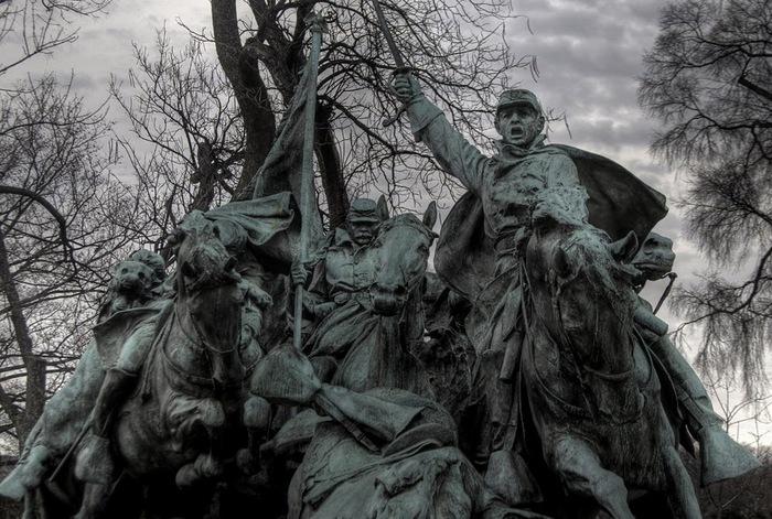 Grant Memorial Washington DC 77139