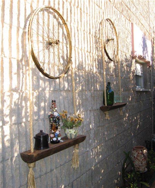 Украшения для дома своими руками из подручных материалов фото
