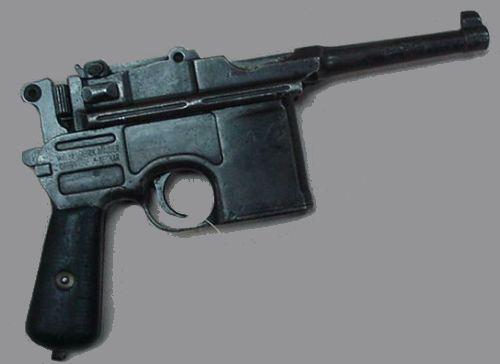 Mauser C96 (500x364, 15Kb)