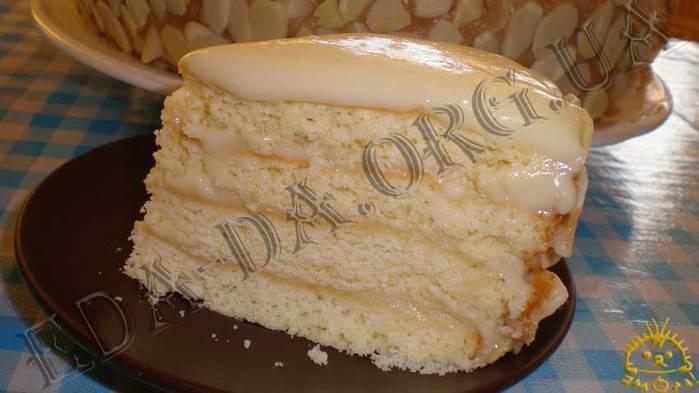 Простой торт рецепты с фото