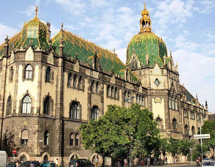 Жемчужинa Дуная - Будапешт часть1 31333