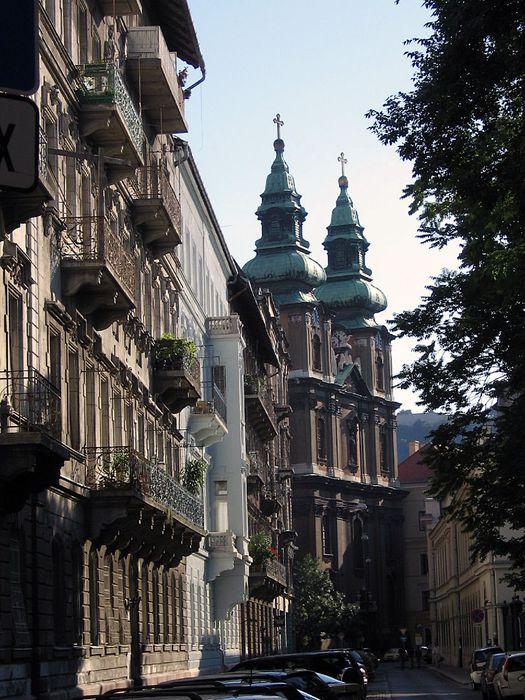 Жемчужинa Дуная - Будапешт часть1 65645
