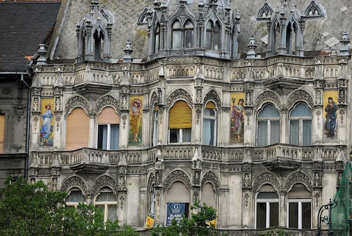 Жемчужинa Дуная - Будапешт часть1 84483