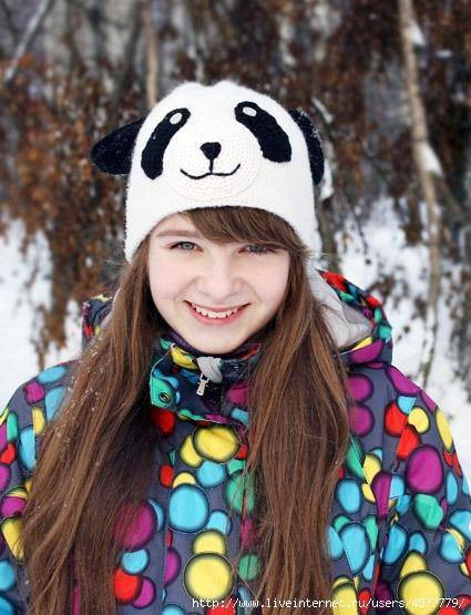 Шапочка крючком Панда.  Марина Антонова·81 видео.  ПодписатьсяПодписка оформленаОтменить подписку.
