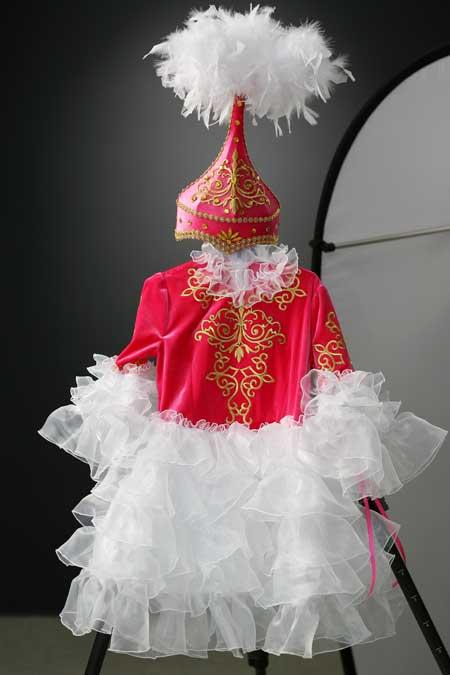 Казахский национальный костюм сшить 27