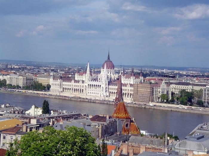 Жемчужинa Дуная - Будапешт часть 2 50801
