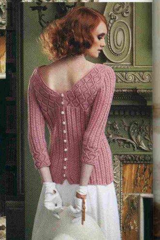 роз.пуловер с пуг.на спине1 (331x494, 49Kb)