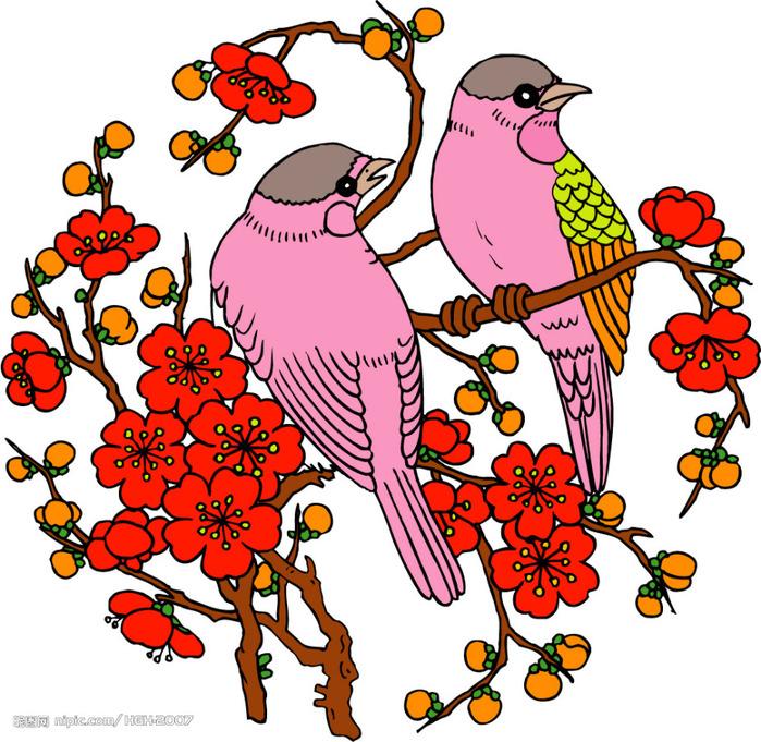 схема движений летящей птицы.