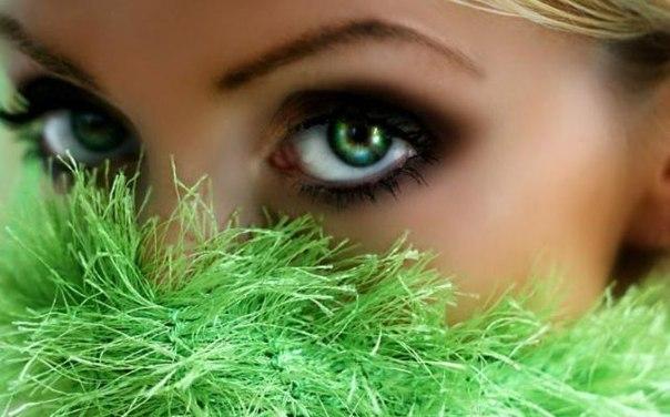 зеленые глаза (604x376, 48Kb)