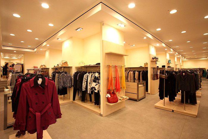 опрос о магазине одежды