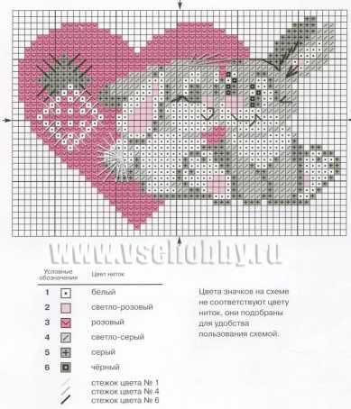 Животные вышивка крестом схемы