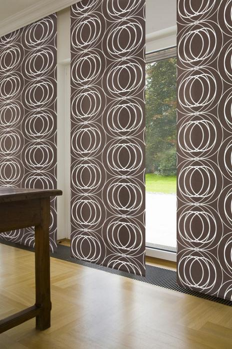 Стильные японские шторы в интерьере вашего дома 8 (464x700, 377Kb)