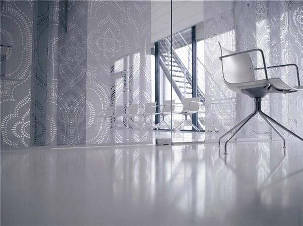 Стильные японские шторы в интерьере вашего дома 15 (600x449, 64Kb)