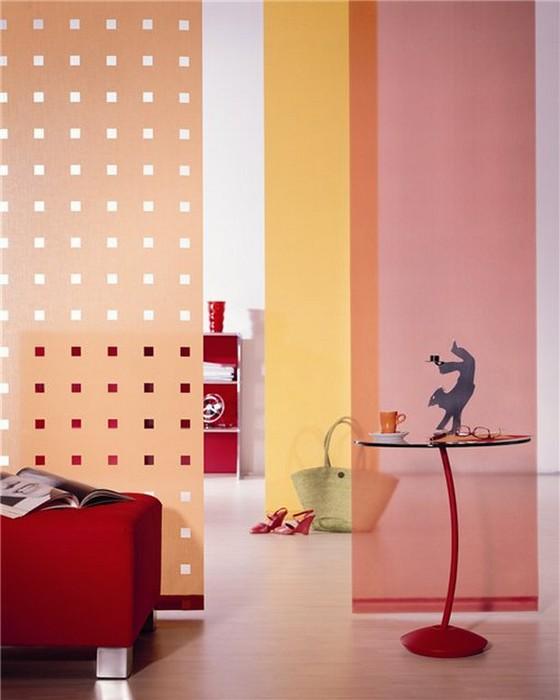 Стильные японские шторы в интерьере вашего дома 32 (560x700, 56Kb)