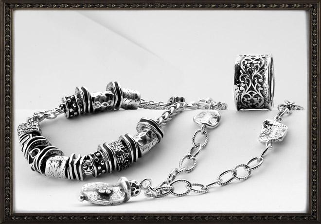 Серебро  - и защита и красота.