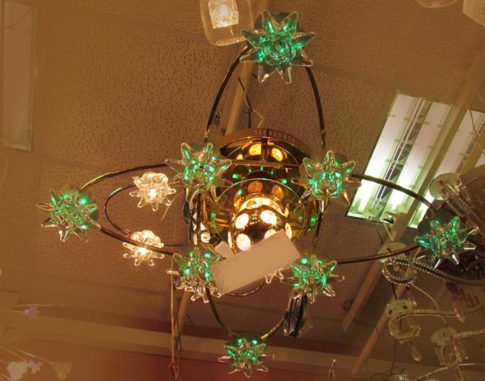 Интересные светильники со светодиодами